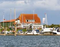 Logo von Restaurant Kajüte am Hafen in Langeoog