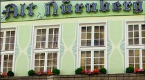 Restaurant im Hotel Alt N�rnberg Hamburg