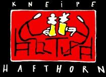 Logo von Restaurant Kneipe Hafthorn in Potsdam