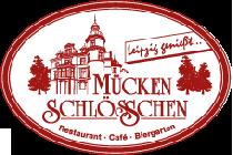 Logo von Restaurant Mückenschlösschen in Leipzig