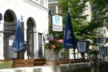 Logo von Restaurant Wirtshaus Kurgarten in München