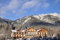 Logo von Restaurant Romantik Hotel Waxenstein in Grainau