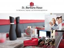 Logo von Restaurant St Barbara Haus GmbH in Dülmen