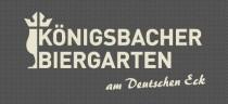 Logo von Restaurant Königsbacher Biergarten am Deutschen Eck in Koblenz