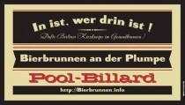 Logo von Restaurant Bierbrunnen an der Plumpe in Berlin