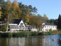 Logo von Restaurant Forsthaus Seebergen in Lütjensee