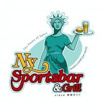 Logo von Restaurant New York Sportsbar  Grill in Husum