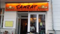 Logo von Indisches Restaurant Samrat in Berlin
