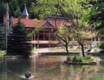Logo von Restaurant Neun Brunnen Erholungspark in Heilbad Heiligenstadt