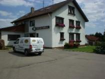 Logo von Restaurant Gasthof Pension Hirsch in Neuweiler-Breitenberg