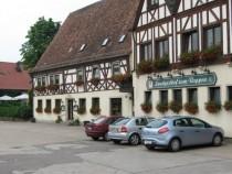 Restaurant Landgasthof Zum Rappen in Oberickelsheim