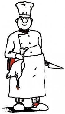 Logo von Restaurant Landgasthof Rudolph in MerenbergAllendorf