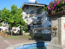 Logo von Restaurant Hotel Löwen in Oberstaufen