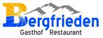 Logo von Restaurant BERGFRIEDEN in Fischen im Allgu
