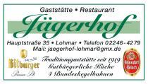 Logo von Gaststtte-Restaurant Jgerhof in Lohmar