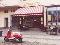 Logo von Restaurant Eiscafe Monheim in Berlin