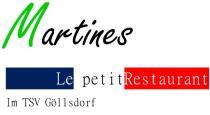 Logo von Martines Le petit Restaurant in Deißlingen
