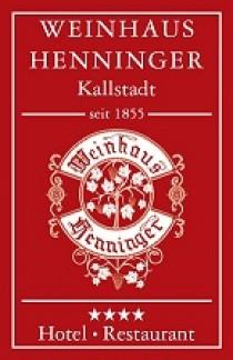 Logo von Restaurant Weinhaus Henninger in Kallstadt