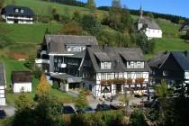 Logo von Hotel-Restaurant-Caf Hanses-Brutigam in Schmallenberg