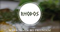 Logo von Restaurant Rhodos in Mayen