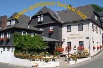 Restaurant Goldener Löwe in Ludwigsstadt
