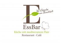 Logo von Restaurant EssBar Ihr Grieche am Bockholt im TC Blau- Weiß Harpen in Bochum