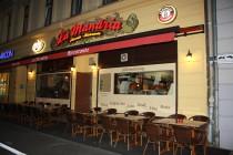 Logo von Restaurant Pizzeria La Mandria in Berlin