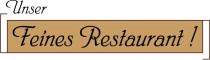 Logo von Unser Feines Restaurant in Berlin