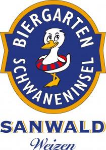 Logo von Restaurant Biergarten Schwaneninsel in Waiblingen