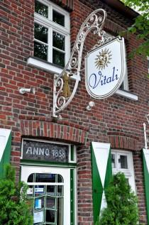 Logo von VITALI - Restaurant im Haus Rohmann in Gelsenkirchen