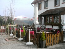 Logo von Restaurant Almenstein bei UPS - das kleine Gasthaus in Heiligkreuzsteinach Vorderheubach
