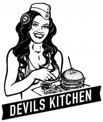 Logo von Restaurant Devils Kitchen in Dresden
