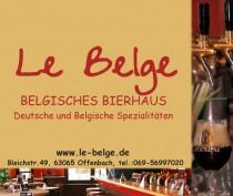 Logo von Restaurant Le Belge in Offenbach