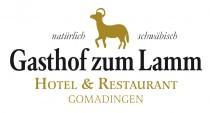 Logo von Restaurant Gasthof zum Lamm in Gomadingen