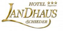 Logo von Restaurant Landhaus Schieder in Schieder-Schwalenberg