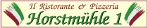 Logo von Restaurant Il Ristorante  Pizzerria Horstmühle 1 in Horst