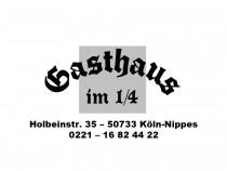 Logo von Restaurant Gasthaus im 14 in Köln
