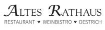 Logo von Restaurant  Weinbistro Altes Rathaus in Oestrich-Winkel