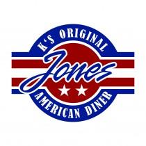 Logo von Restaurant Jones - Ks Original American Diner in München