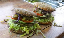 Restaurant Burger Green in Jena