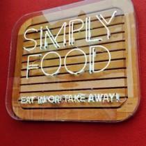 Logo von Restaurant Simply Food in Hamburg