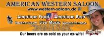 Logo von Restaurant American Western Saloon in Berlin-Reinickendorf