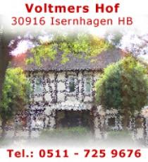 Logo von Restaurant Voltmers Hof in Isernhagen HB
