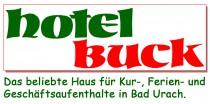 Hotel Restaurant Buck in Bad Urach