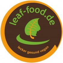 Logo von Restaurant leaf-food in Mannheim Baden-Württemberg