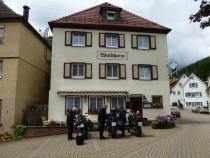 Logo von Restaurant Gasthaus Waldhorn in Bad Teinach