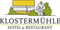 Logo von Hotel Restaurant Klostermühle KG in Münchweiler
