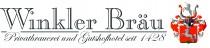 Logo von Restaurant Privatbrauerei  Gutshofhotel Winkler Bru in Velburg