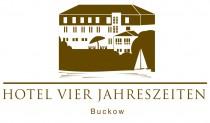 Logo von Restaurant Strandhotel vier Jahreszeiten   in Buckow