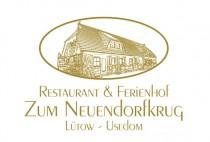 Logo von Restaurant Neuendorfkrug in Lütow OT Neuendorf